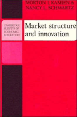 Market Structure and Innovation - Cambridge Surveys of Economic Literature (Paperback)