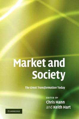 Market and Society: The Great Transformation Today (Paperback)