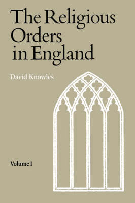 Religious Orders Vol 1 (Paperback)