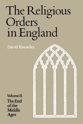 Religious Orders Vol 2 (Paperback)