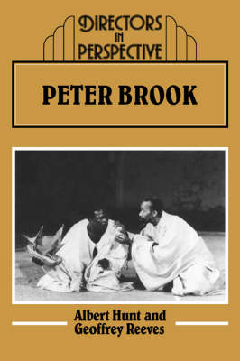 Peter Brook - Directors in Perspective (Paperback)