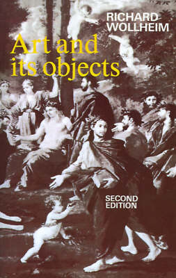 Art and its Objects - Cambridge Philosophy Classics (Paperback)