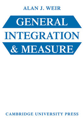 General Integration and Measure (Paperback)