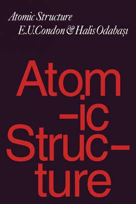 Atomic Structure (Paperback)