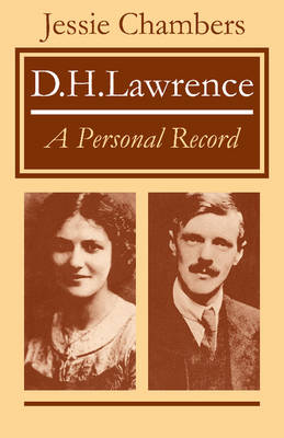D. H. Lawrence: A Personal Record (Paperback)
