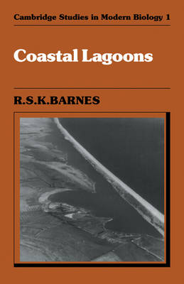 Coastal Lagoons - Cambridge Studies in Modern Biology (Paperback)