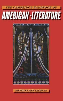 The Cambridge Handbook of American Literature (Hardback)