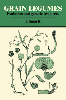 Grain Legumes: Evolution and Genetic Resources (Hardback)