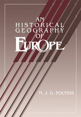 An Historical Geography of Europe Abridged version (Paperback)