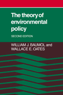 The Theory of Environmental Policy (Paperback)