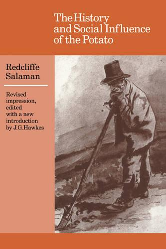 The History and Social Influence of the Potato (Paperback)