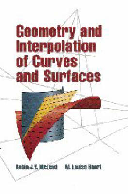 Geometry and Interpolation of Curves and Surfaces (Hardback)