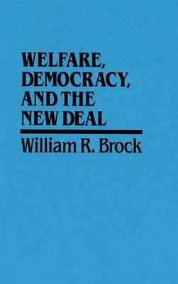 Welfare, Democracy and the New Deal (Hardback)