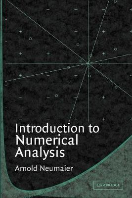 Introduction to Numerical Analysis (Paperback)