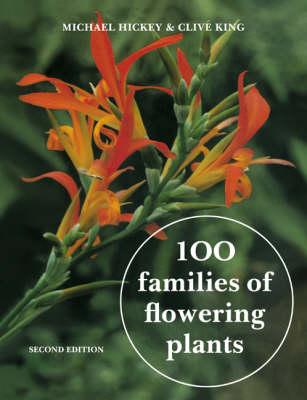 100 Families of Flowering Plants (Paperback)