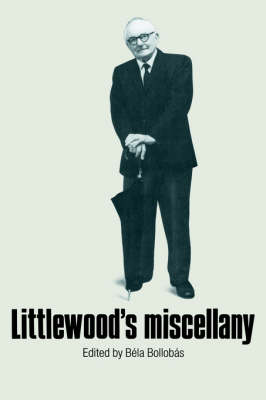 Littlewood's Miscellany (Paperback)