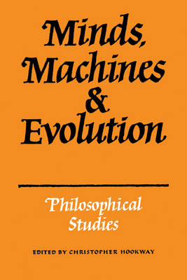 Minds, Machines and Evolution (Paperback)
