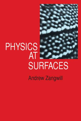Physics at Surfaces (Paperback)