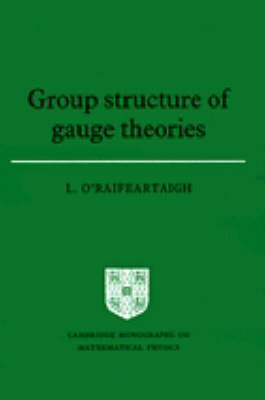 Group Structure of Gauge Theories - Cambridge Monographs on Mathematical Physics (Paperback)