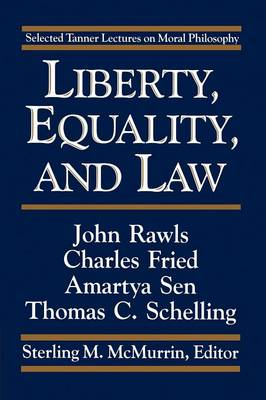 Liberty, Equality, and Law (Paperback)