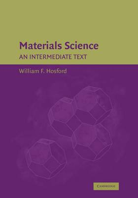 Materials Science: An Intermediate Text (Paperback)