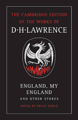 England, My England and Other Stories - The Cambridge Edition of the Works of D. H. Lawrence (Paperback)