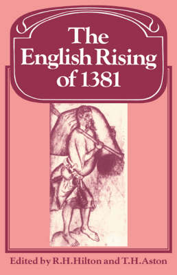 Past and Present Publications: The English Rising of 1381 (Paperback)