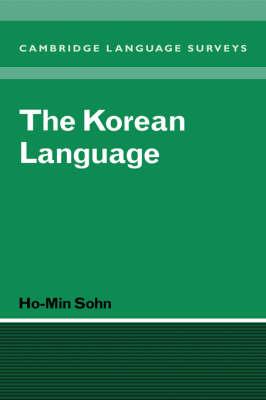 The Korean Language - Cambridge Language Surveys (Hardback)