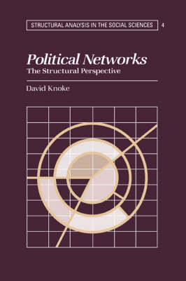 Political Networks: The Structural Perspective - Structural Analysis in the Social Sciences 4 (Hardback)