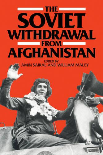 The Soviet Withdrawal from Afghanistan (Paperback)
