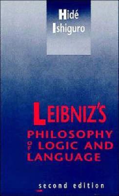 Leibniz's Philosophy of Logic and Language (Paperback)