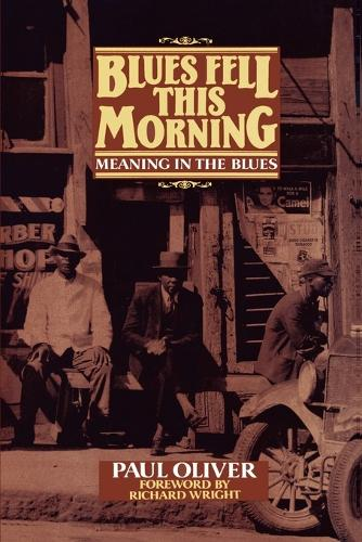 Blues Fell This Morning: Meaning in the Blues (Paperback)