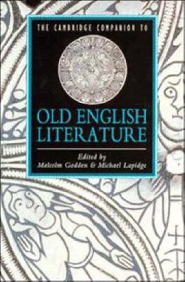 The Cambridge Companion to Old English Literature - Cambridge Companions to Literature (Paperback)