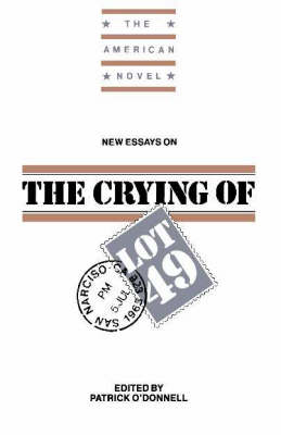 New Essays on The Crying of Lot 49 - The American Novel (Hardback)