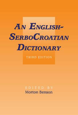 English-SerboCroatian Dictionary - SerboCroatian-English Dictionary 2 Volume Set (Hardback)