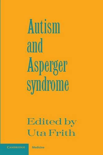 Autism and Asperger Syndrome (Paperback)