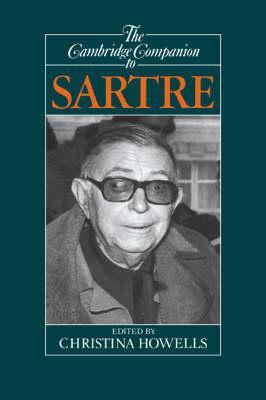 The Cambridge Companion to Sartre - Cambridge Companions to Philosophy (Paperback)