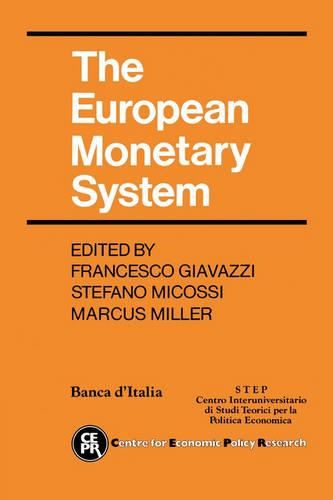 The European Monetary System (Paperback)