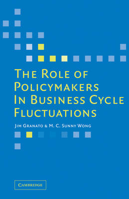 The Role of Policymakers in Business Cycle Fluctuations (Paperback)
