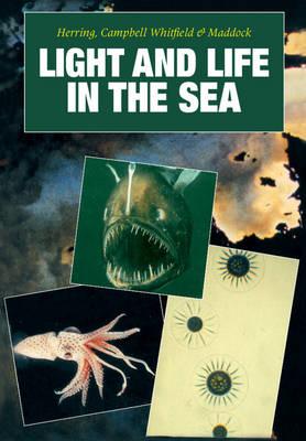 Light and Life in the Sea (Hardback)
