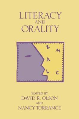 Literacy and Orality (Hardback)