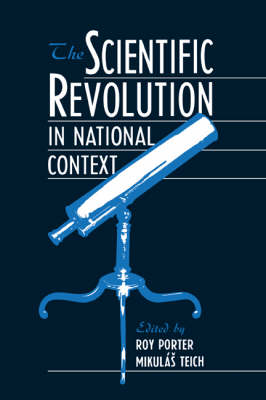 The Scientific Revolution in National Context (Hardback)