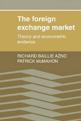 The Foreign Exchange Market: Theory and Econometric Evidence (Paperback)