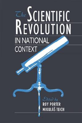 The Scientific Revolution in National Context (Paperback)