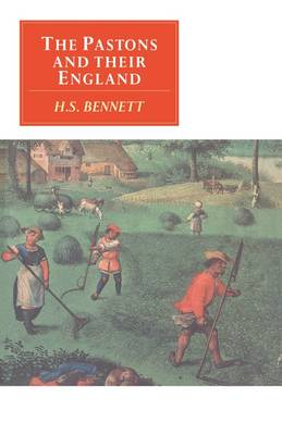 The Pastons and their England: Studies in an Age of Transition - Canto original series (Paperback)