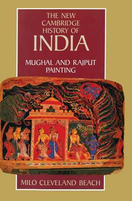 Mughal and Rajput Painting - The New Cambridge History of India (Hardback)