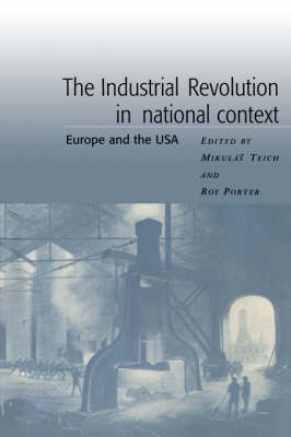 The Industrial Revolution in National Context: Europe and the USA (Hardback)