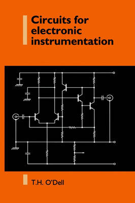 Circuits for Electronic Instrumentation (Hardback)