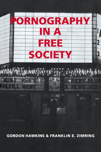 Pornography in a Free Society (Paperback)