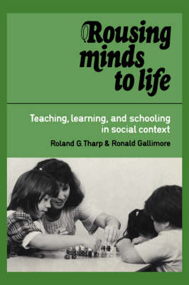 Rousing Minds to Life: Teaching, Learning, and Schooling in Social Context (Paperback)